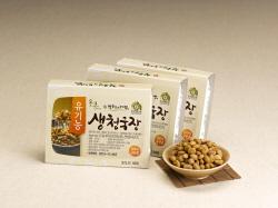 Cheonggukjang(Organic beans)  Made in Korea