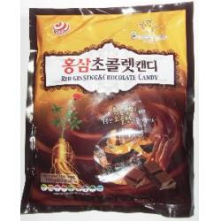 Red Ginseng Chocolate Candy  Made in Korea