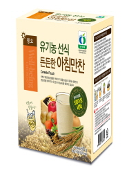 Product Cereal Pouch 570g (38g * 15EA)  Made in Korea