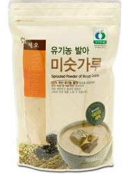 Organic Sprouted Powder of Roast Grains  Made in Korea