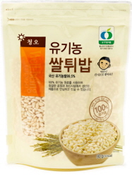 Organic Rice Snack 80g  Made in Korea