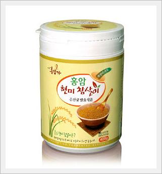 Unpolished Rice Chamsari  Made in Korea