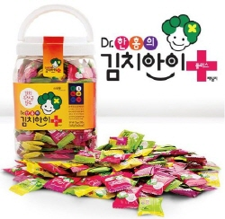 Kimchi - lactic acid bacteria candy  Made in Korea