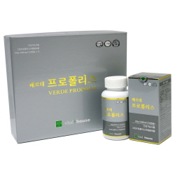Verde Propolis  Made in Korea