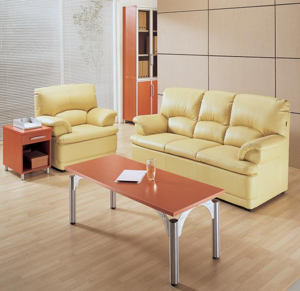 Sofa and office chair
