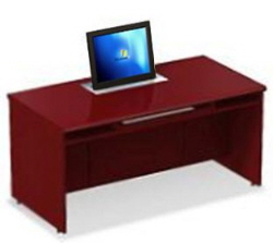 Single Storage Automatic Desk for Meetings  Made in Korea