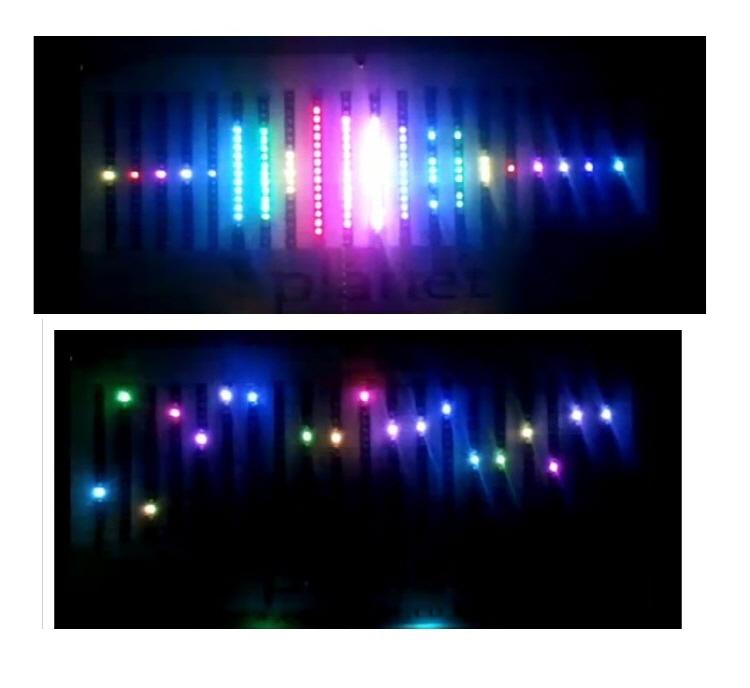 LED Equalizer Spectrum  Made in Korea