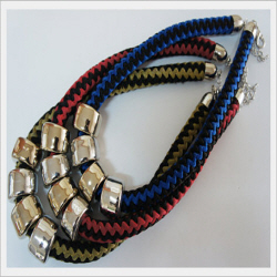 Big Rope Necklace  Made in Korea