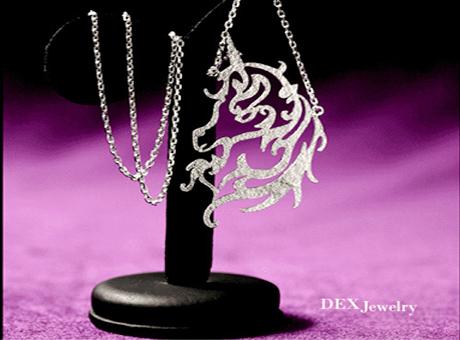 unicorn necklace  Made in Korea