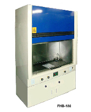 By-pass Air Flow Fume Hood  Made in Korea