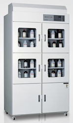 Chemical Reagent Storage Cabinet  Made in Korea
