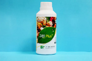 Green plus for crops