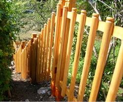 Send sealer wood fence  Made in Korea
