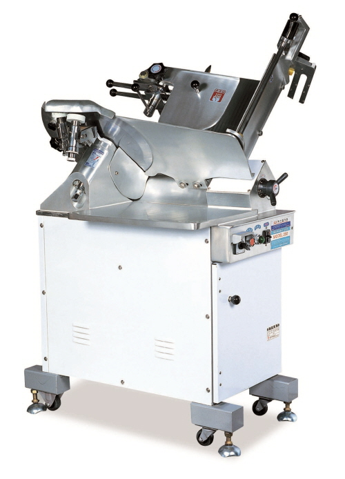 FROZEN/FRESH MEAT SLICER, Two-In-One  Made in Korea