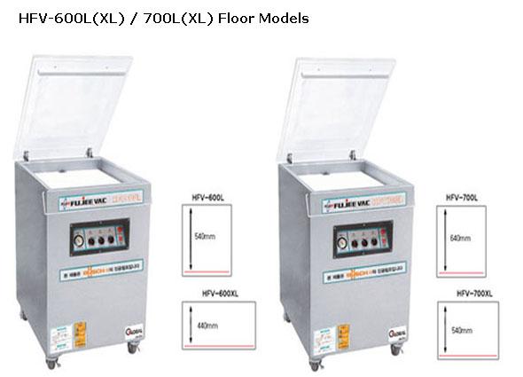 HFV-600(XL)/700(XL) Series  Made in Korea