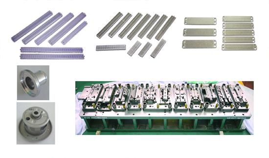 Transfer & Progressive Die - Automobile Parts(Mold)  Made in Korea
