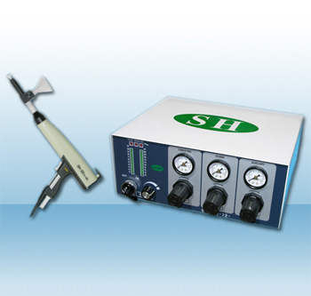 Electrostatic powder coating equipment SH-2000(Various Model) Made in Korea