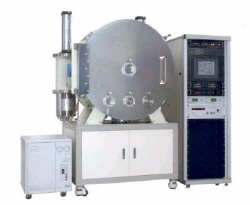Evaporation System for Continuous Al Deposition