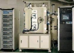 Vacuum Arc System with 8 Arc Guns