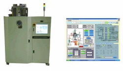ICP CVD system for Graphene and Boron Carbide Layers  Made in Korea