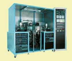 High Density Plasma Etching System for Waveguides