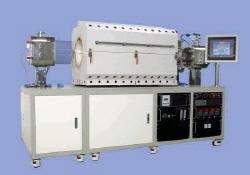Vacuum Furnace for Display Materials Purification