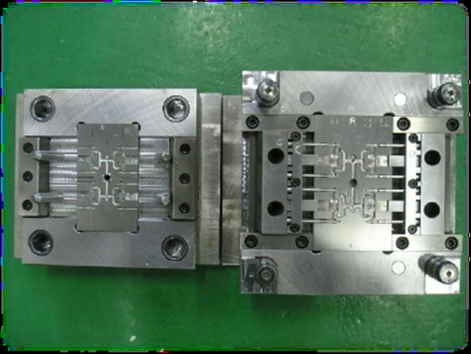 Mould  Made in Korea