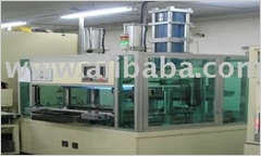 J/BOX CUTTING & ASSEMBLY PRESS machine  Made in Korea