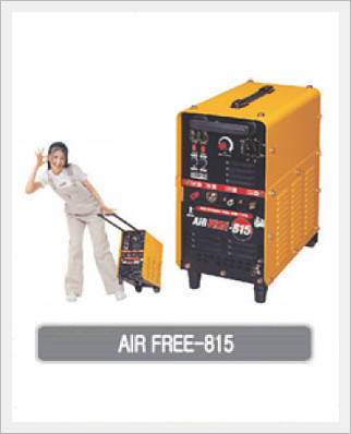 INVERTER Air Plasma Cutting Machine  Made in Korea