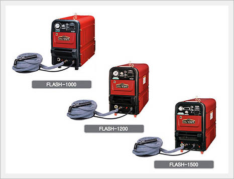 INVERTER Air Plasma Cutting Machine (FLASH Series)  Made in Korea