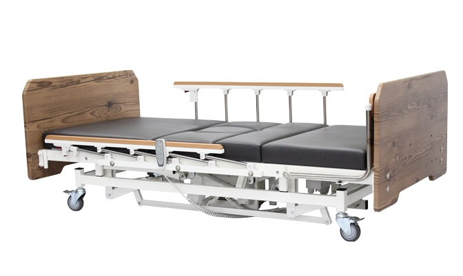 Mechanical Hospital Bed(CS-707A)  Made in Korea