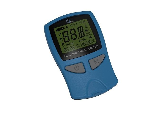 Blood glucose meter  Made in Korea
