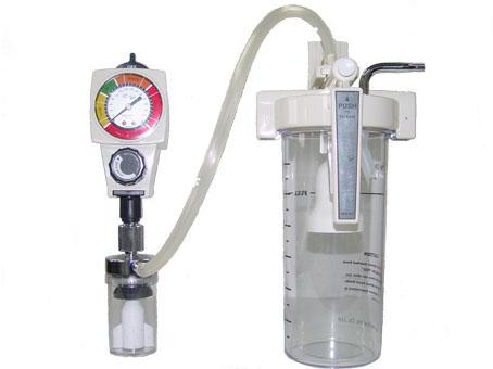 Two Bottle Suction Unit