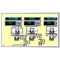 HMI control panel  Made in Korea