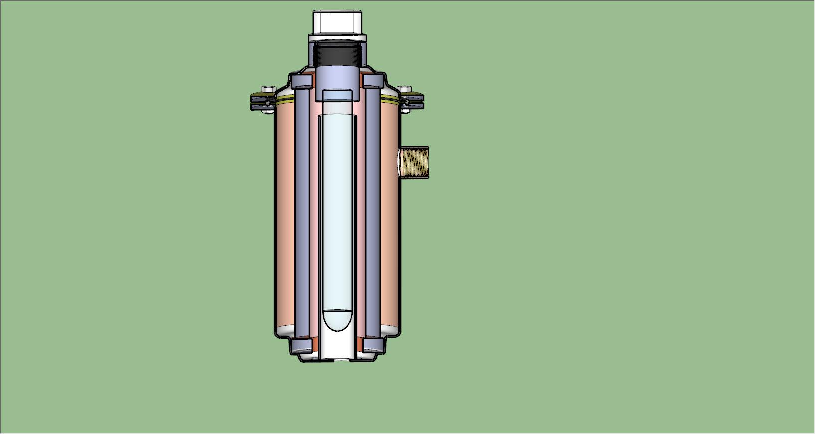 UV filter water tank  Made in Korea