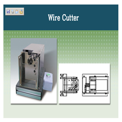 Industrial Automation(Wire Cutter)  Made in Korea
