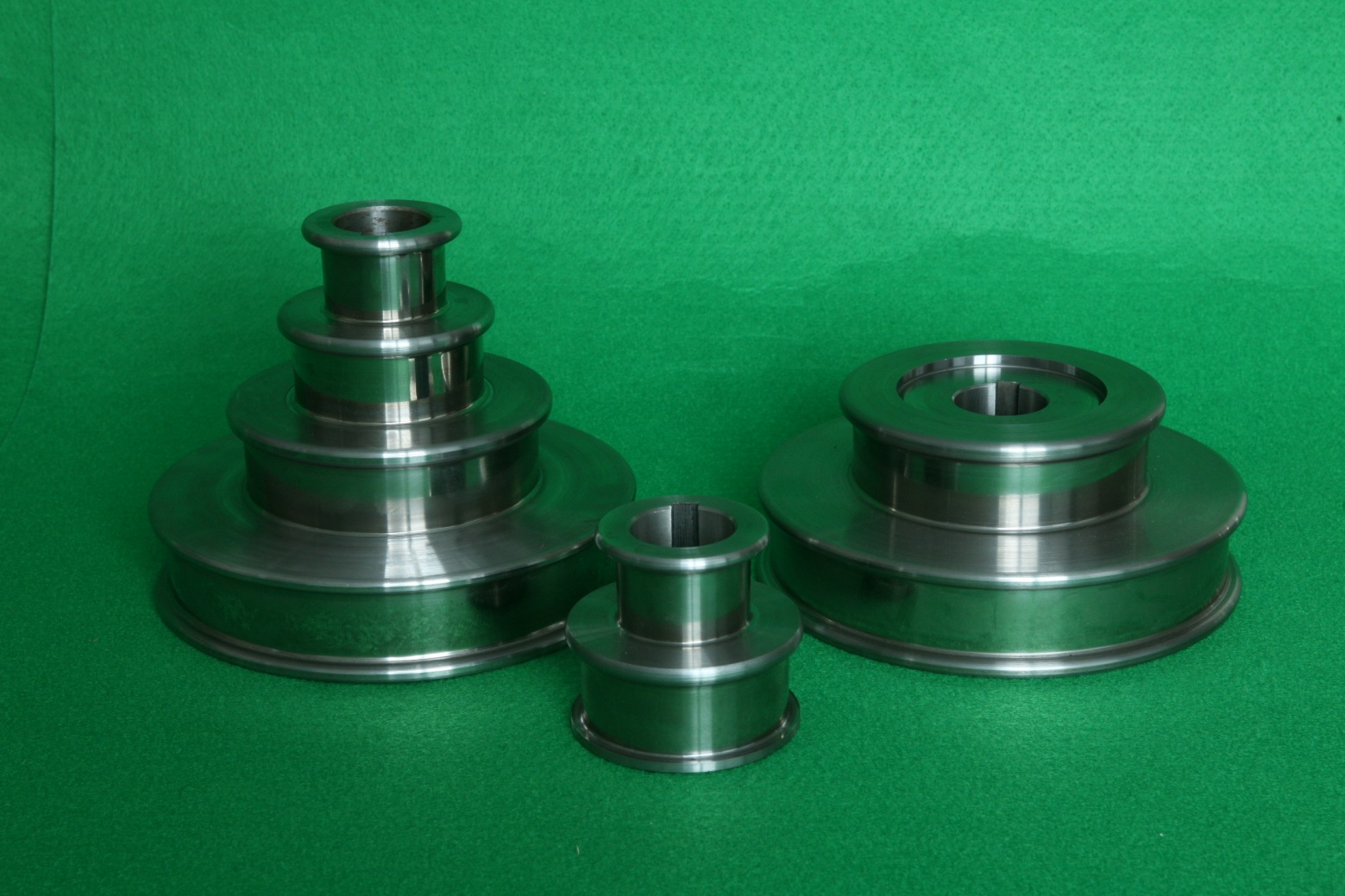 Capstan for Drawing M/C (Cable & Wire Industry)  Made in Korea