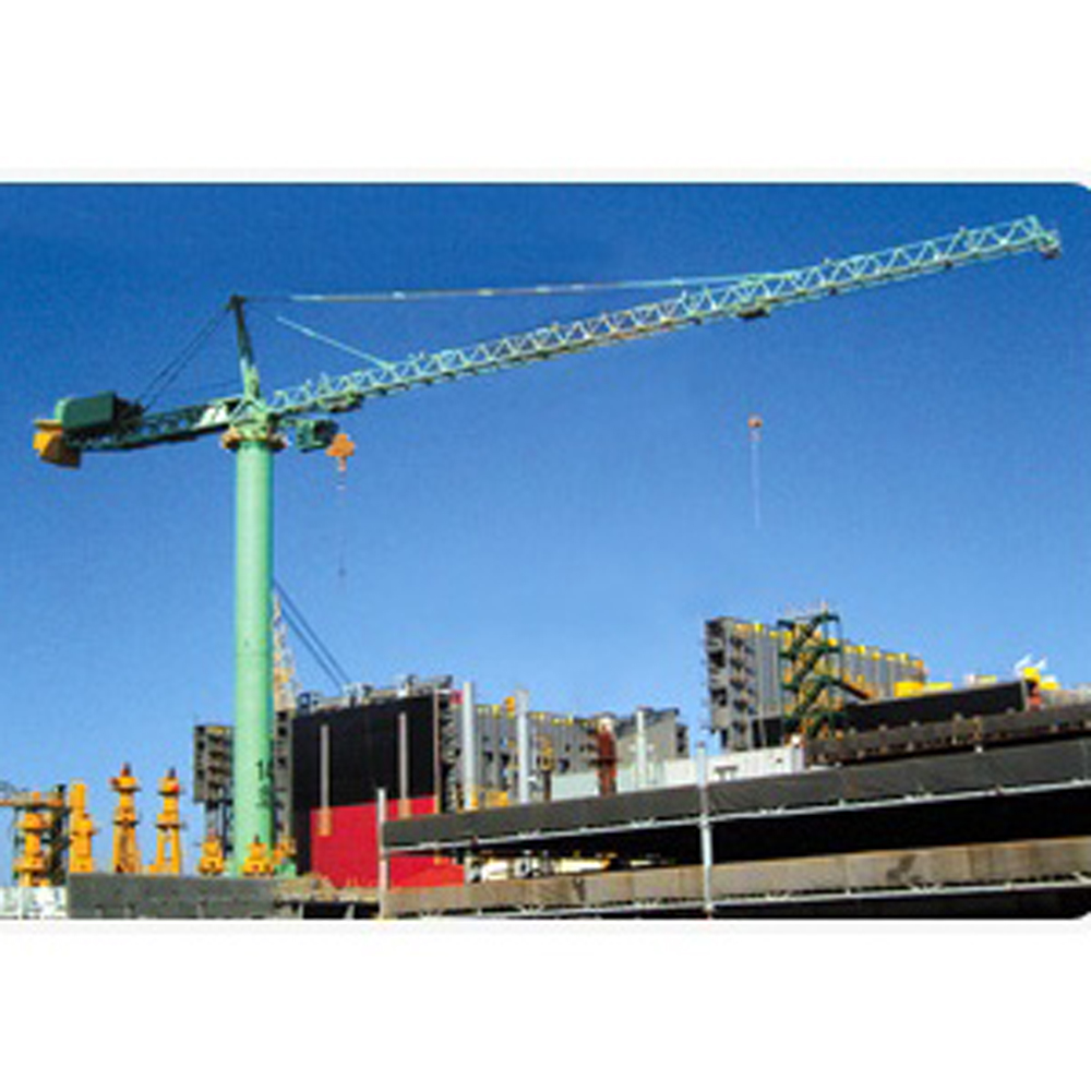 Ship manufacturing crane (Traveling Tower Crane)