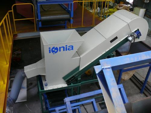 Double Conveyor Gravity Separator