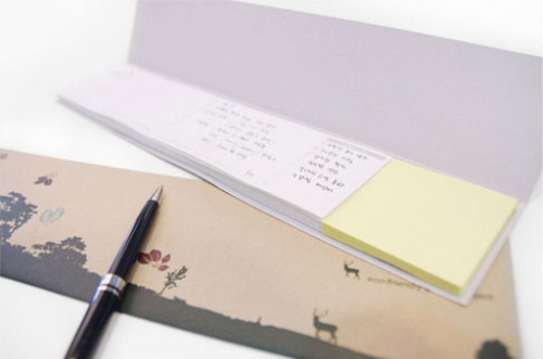 Eco-friendly Memo Pad