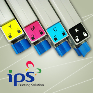 Compatible Color Toner Cartridge for oki C9600 made by IPS