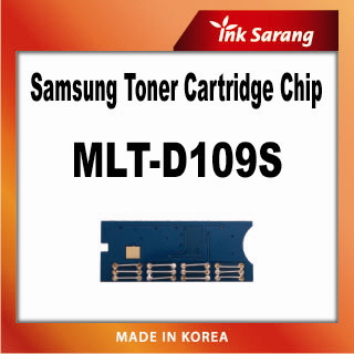 Toner chip for samsung MLT-D109  Made in Korea