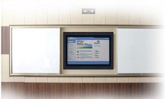 LCD TV INTERACTVE WHITE BOARD