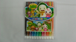 12 Color Pencil (1pcs)  Made in Korea