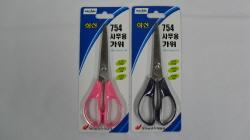 754 Scissors (1pcs)  Made in Korea