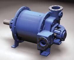 2BV series Liquid ring vacuum pump and compressor Made in Korea