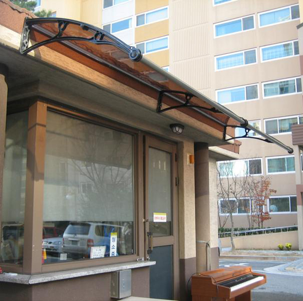 Polycarbonate Awning  Made in Korea