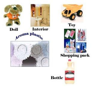 Aromatic Product(Aroma plastic)