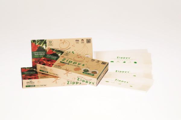 Zippys fresh bag (M)  Made in Korea