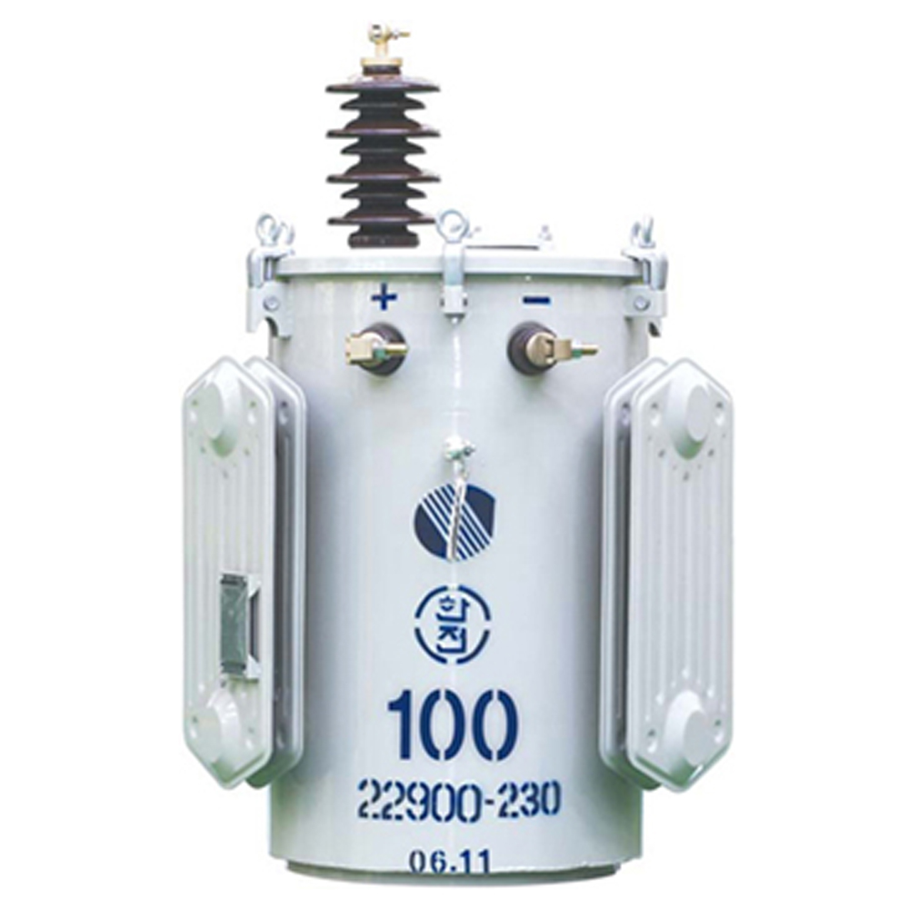 Amorphous Core Type Pole Transformer